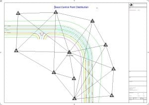 Good Network of Control Points